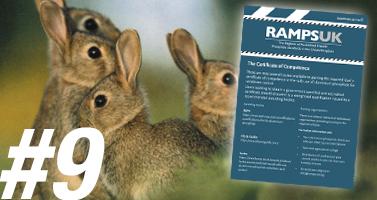 Ramps UK Bulletin 9