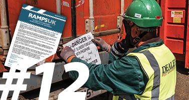 Ramps UK Bulletin 12